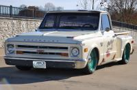 1968 Chevy C-10 Shop Truck