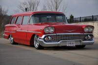 1958 Chevrolet Yeoman Wagon SOLD!!!