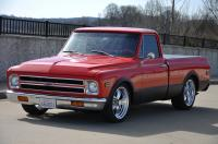 1971 Chevy C/10 Shortbed