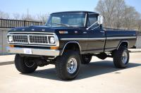 1970 Ford F250 Napco 4x4 SOLD!!!